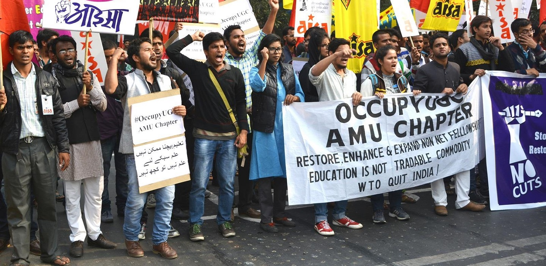 Occupy UGC